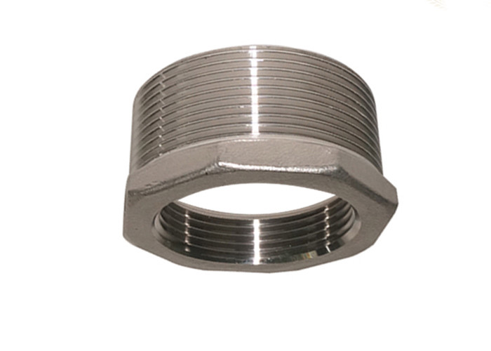 1/8'' - 4'' Oem Stainless Steel Pipe Fittings HEX Stainless Steel Bushing 150LB